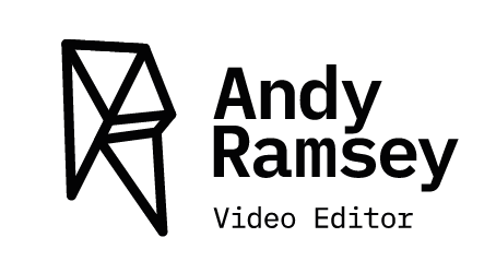 Andy Ramsey | Video Editor Logo